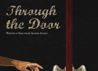 Through the Door Poster