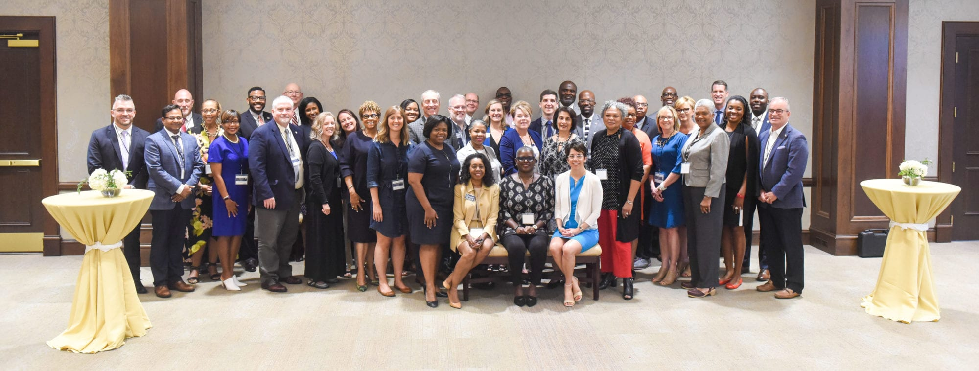Diversity and Inclusion summit group photo
