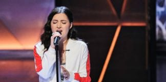 Casey Cook on Songland