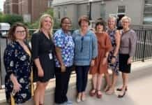 Public Health Nurse Residency Program group photo