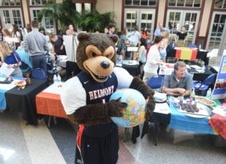 Belmont Abroad, Belmont USA, and Missions Fair, October 2, 2019.
