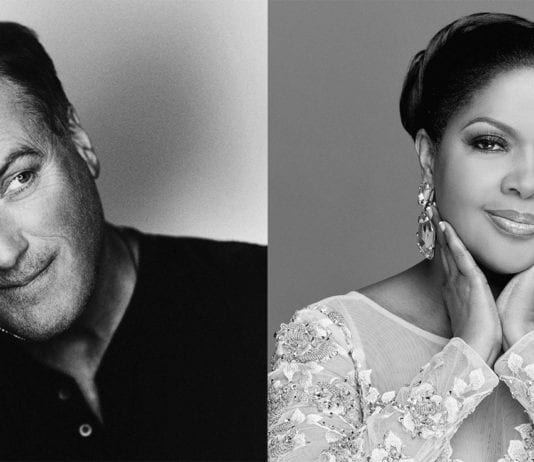 Michael W Smith and Cece Winans