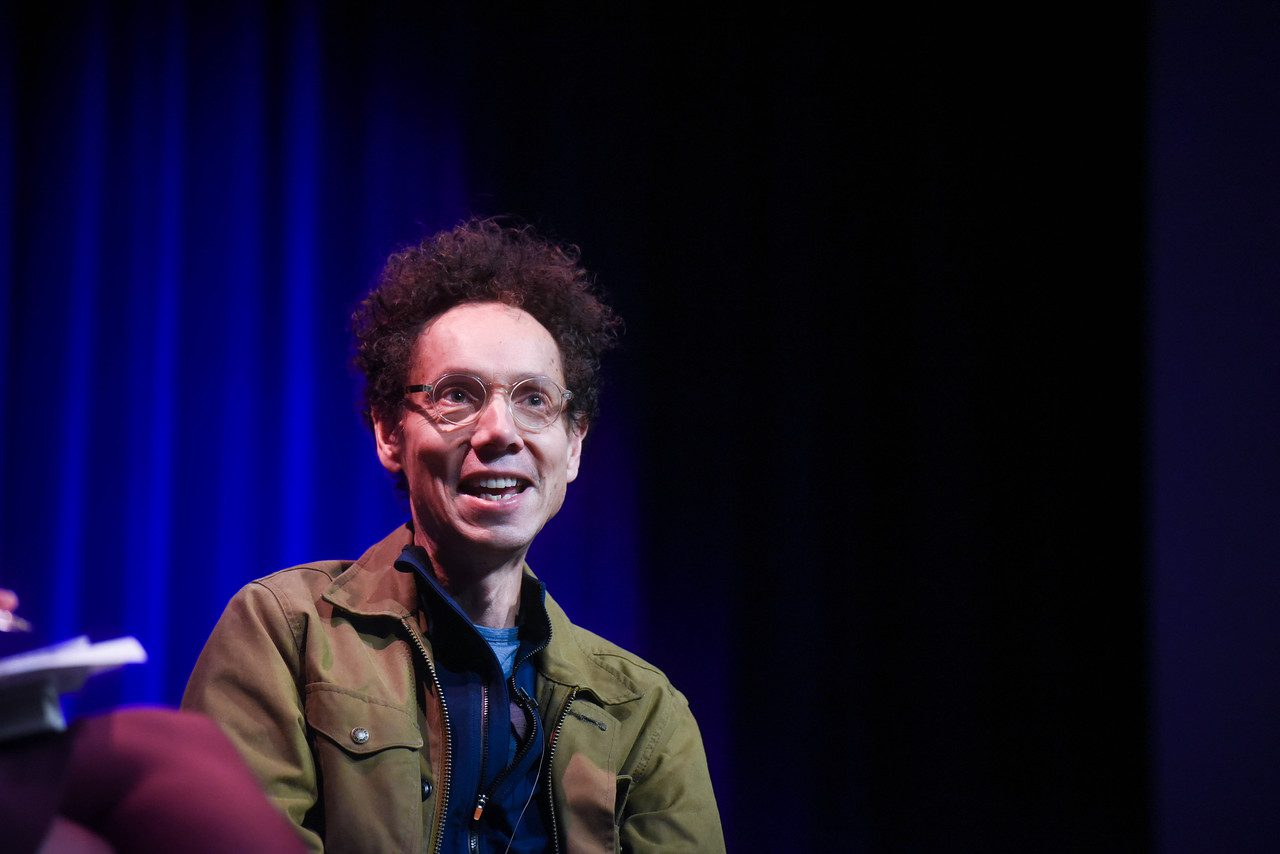 Close up of Gladwell