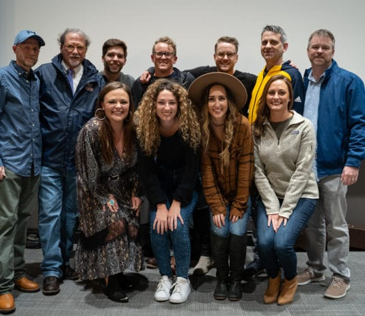 Songwriters group photo