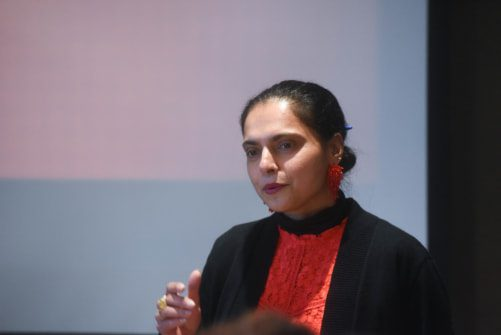 Maneet Chauhan at The Next level Conference
