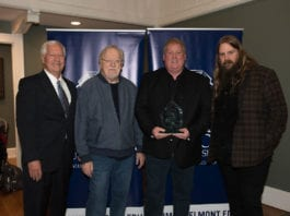 Mike Sistad Honored