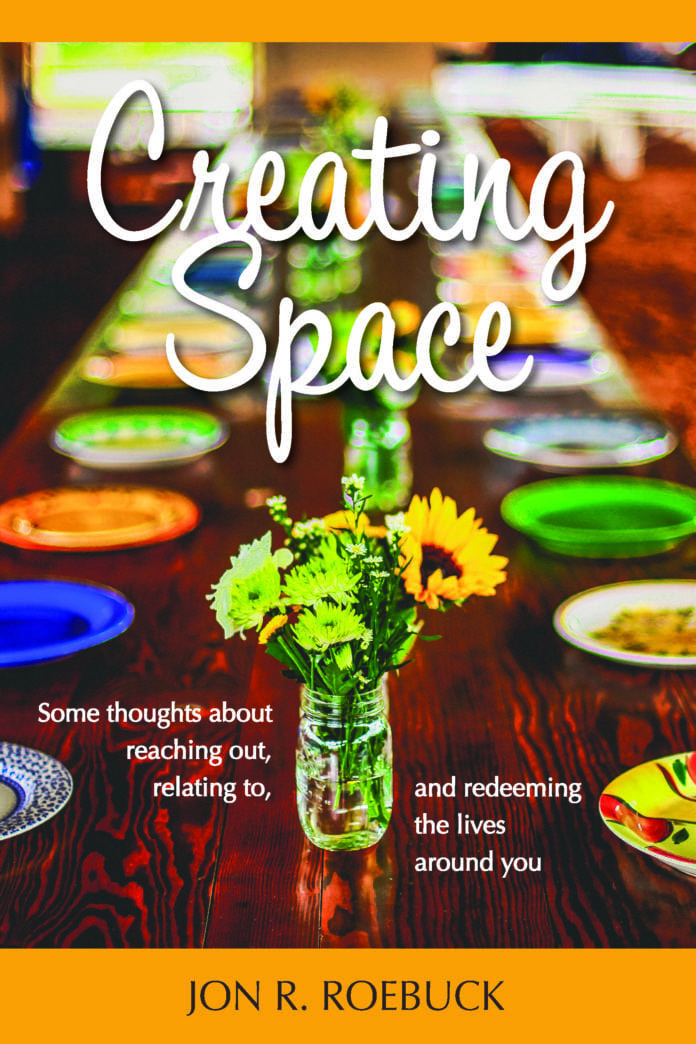 Creating Space book cover