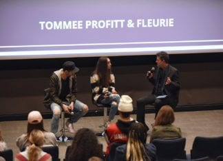 Tommee Profitt and Fleurie