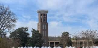 Photo of 2019 Entrepreneurship Village by the Bell Tower
