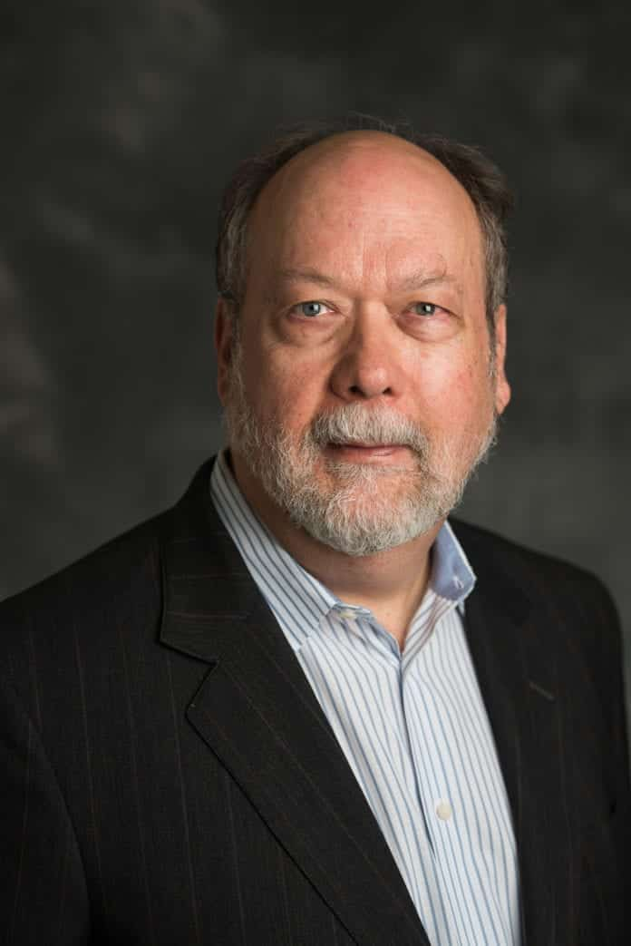 Dr. Ken Reed, professor in the College of Pharmacy