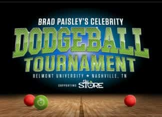 Dodgeball event logo