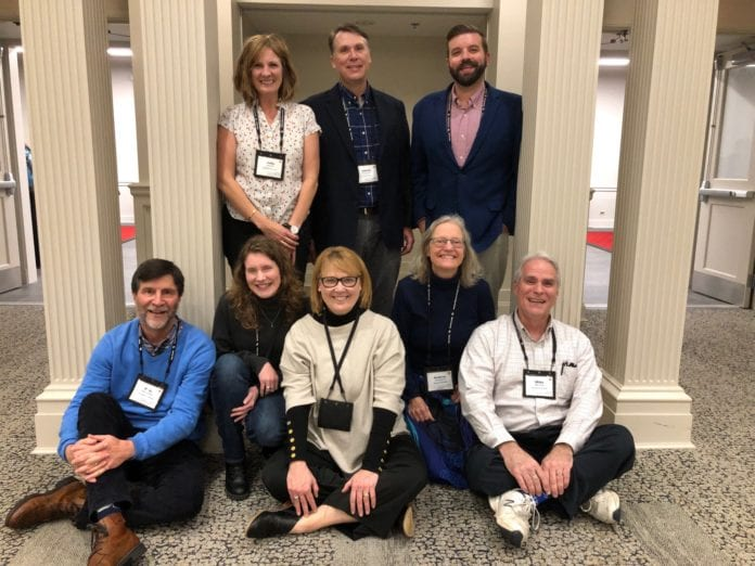 Belmont Faculty at Lilly Conference