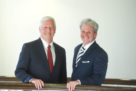 Dr. Bob Fisher and J. Kline
