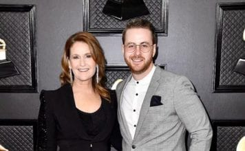 Reynolds and His Mother