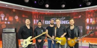 "Band at ""Today"" Show"