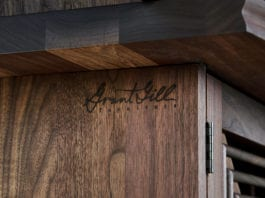 Grant Gill furniture signature