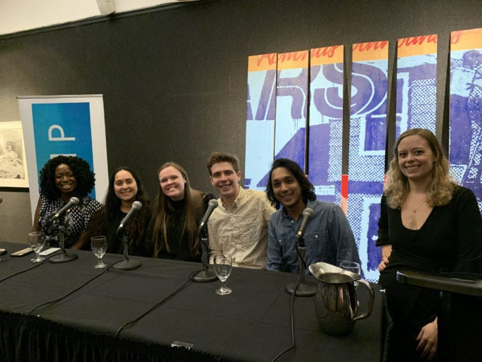 Next Gen Music Leaders Panel for the Association of Independent Music Publishers (AIMP)