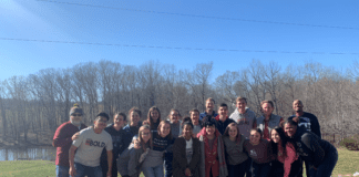 Belmont students at annual Pathways Retreat