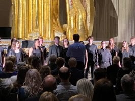 Students Perform at Parthenon