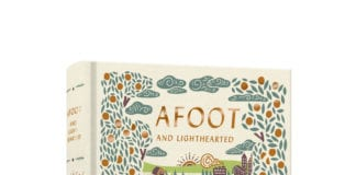 Cover of Afoot and Lighthearted Book