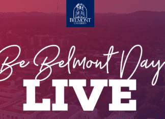 Be Belmont Day Live