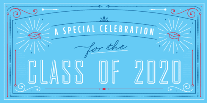 A Special Celebration for the Class of 2020