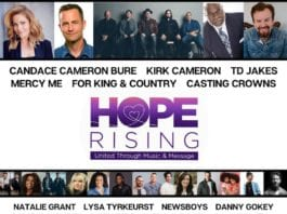 Hope Rising Graphic