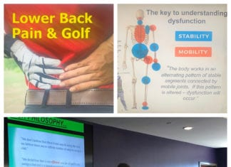 Voight Presents at Golf Summit