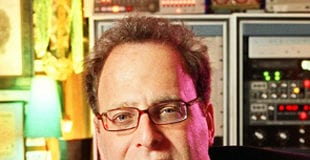 Steve Schnur, former adjunct professor, current worldwide executive and president of music at Electronic Art