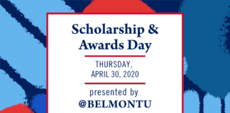 Scholarship and Awards Day Graphic