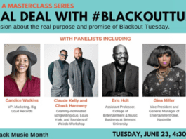 Black Out Tuesday Webinar
