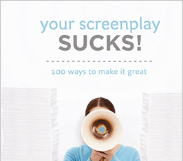 "Cover of ""Your Screenplay Sucks!"""