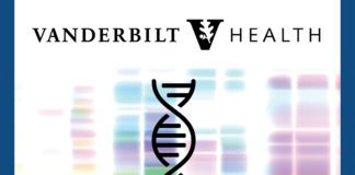 Vanderbilt Health podcast logo