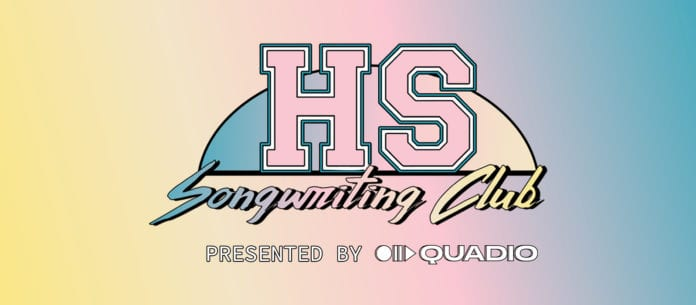 HS Songwriting Club graphic