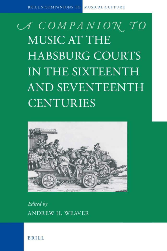 Habsburg Book Cover