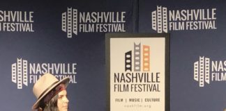 Carly Moffa at Nashville's Film Festival