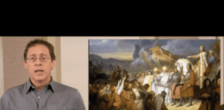 Dr. Lee C Camp at 'Politics and Christianity' event