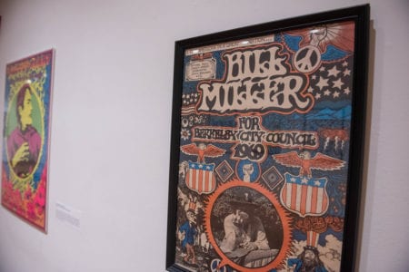 Poster in gallery