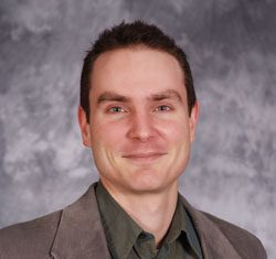 Dr. Scott Hawley head shot