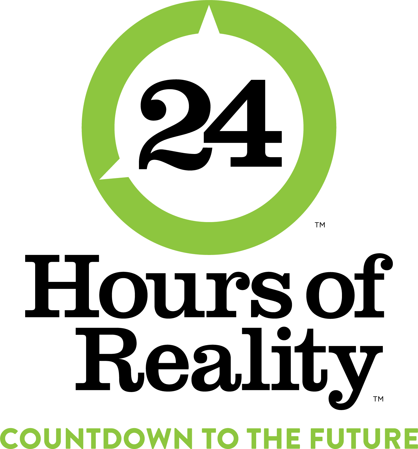24 Hours of Reality logo