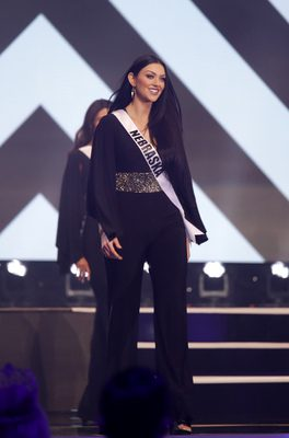 Swanson represents Nebraska at Miss USA
