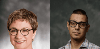 Dr. Sarita Stewart and Dr. Ken Spring head shot