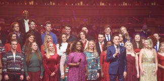 Christmas at Belmont 2019 Performance Finale