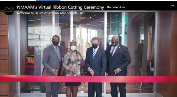 NMAAM Virtual Ribbon Cutting Ceremony