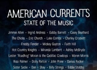 American Currents Promo Graphic