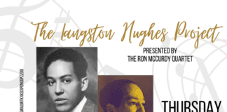 Langston Hughes Event