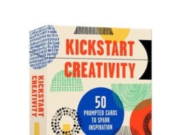 Kickstart Creativity Card Set