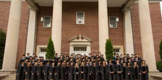 Belmont College of Law Class of 2018