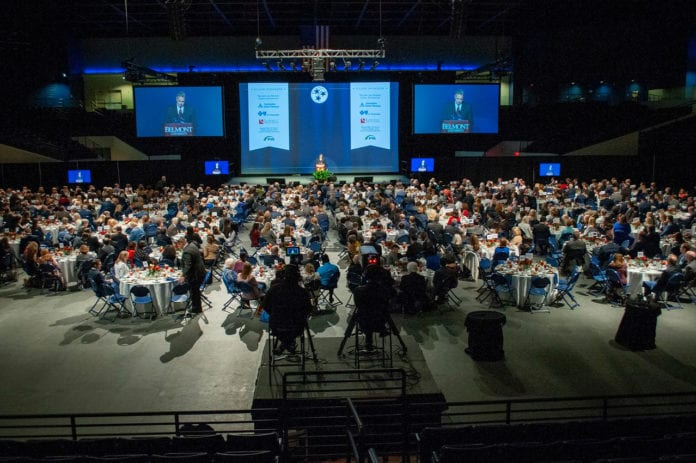 Awards luncheon in 2019