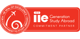 IIE Seal of Excellence for GSA Partners